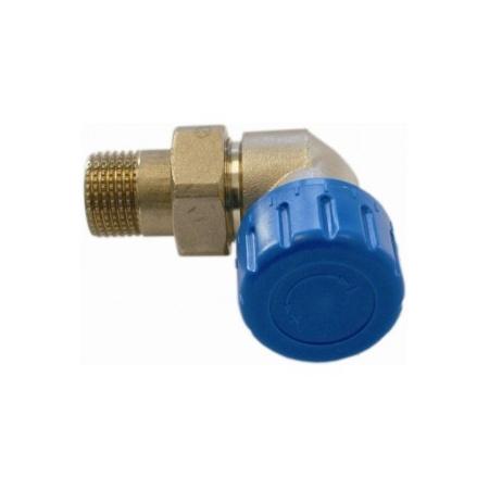 Schlosser zawór termostatyczny DN15 1/2x1/2 osiowo prawy 6012 00006