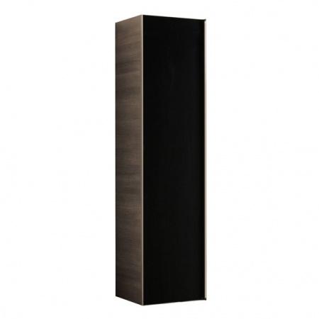 Keramag Citterio Szafka wysoka wisząca 40x160 cm, dąb czarny/szkło czarne 835111000