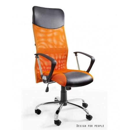 Unique Viper Fotel biurowy, pomarańczowy W-03-5