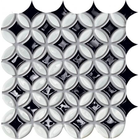 Tubądzin Barcelona Mozaika ścienna Barcelona 5B 314x314 mm Gat.1