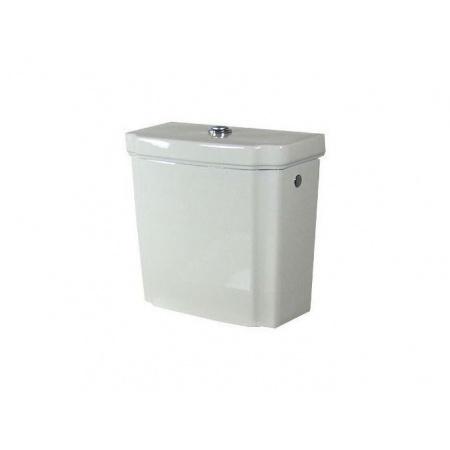 Villeroy & Boch Hommage Spłuczka, z powłoką CeramicPlus, biała Weiss Alpin 772111R1