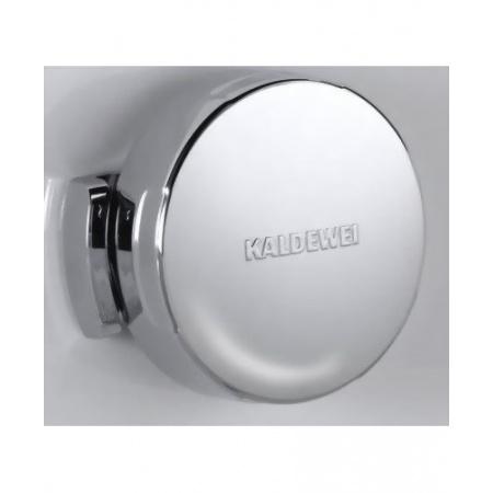 Kaldewei Comfort-Level 4002 Zestaw przelewowo-odpływowy z przedłużeniem, chrom 687770510000