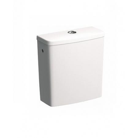 Koło Nova Pro Spłuczka prostokątna, biała M34011