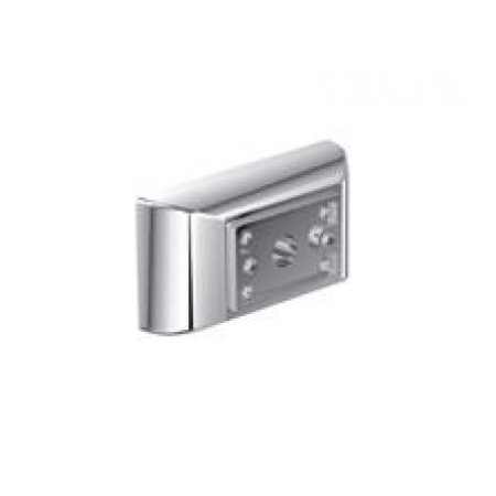 Emco Vara Element mocujący do serii Emco Vara Design 07 7,5x2,2x4 cm, chrom 428000101