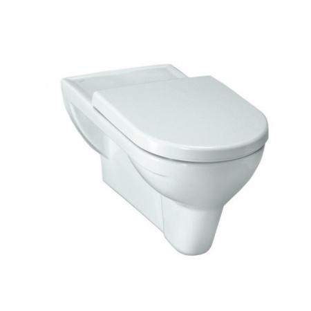 Laufen Pro Miska WC podwieszana dla osób niepełnosprawnych 36x70cm lejowa, biała H8209540000001