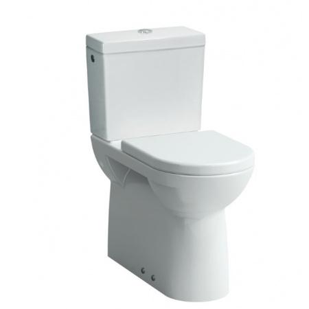 Laufen Pro Toaleta WC kompaktowa 67x36 cm biała H8249590000001