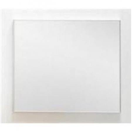 Antado Akcesoria łazienkowe Lustro Aluminium białe ALB-70x80