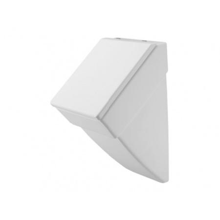 Duravit Vero Pisuar, wersja do wykorzystania z pokrywą, model z muchą, biały 2801320007