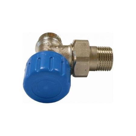 Schlosser zawór termostatyczny DN15 1/2xM22x1,5 kątowy 6012 00010