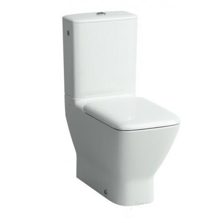Laufen Palace Toaleta WC kompaktowa 70x38 cm biała H8247060000001
