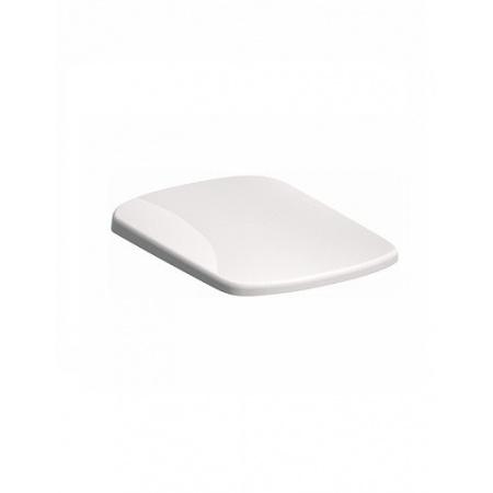 Koło Nova Pro Deska sedesowa wolnoopadająca, biała M30116