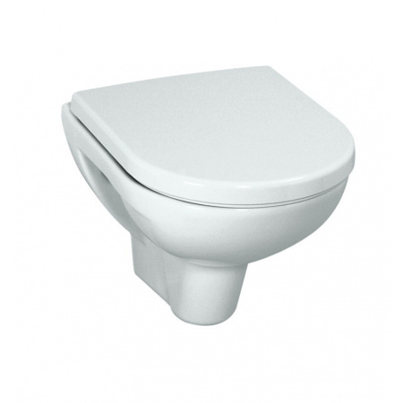 Laufen Pro Miska WC podwieszana 36x56cm lejowa, biała H8209500000001