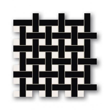 Tubądzin London Mozaika podłogowa 298x298 mm Tower Hill 1 Gat.1