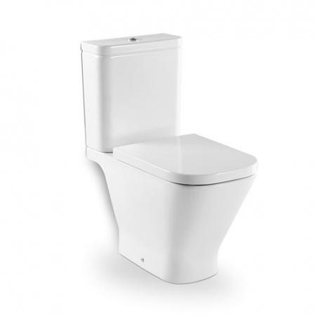 Roca Gap Muszla klozetowa miska WC kompaktowa 36,5x40x65 cm, biała A342477000