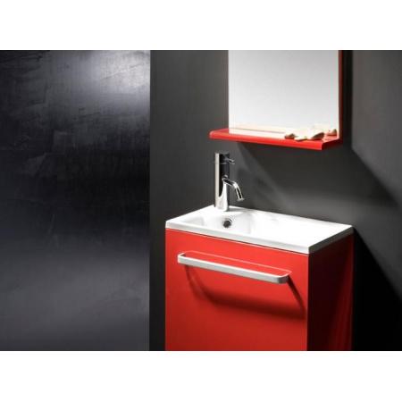 Bathco Kit Niza Zestaw mebli łazienkowych czerwony 9901RJ