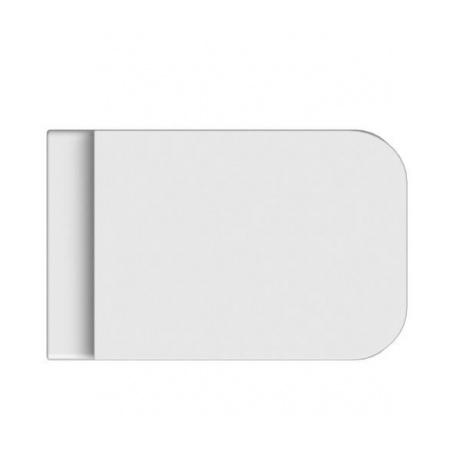 Scarabeo Next deska wolnoopadająca biała 8305/B