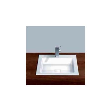 Alape umywalka emaliowana EB.Q450H-1HL+LS-LI-25-OÜ- wymiary 89 x 450 x 450 nr kat. 2303090000