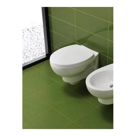 Hatria Erika Pro Toaleta WC podwieszana 53x37 cm, biała YXBS