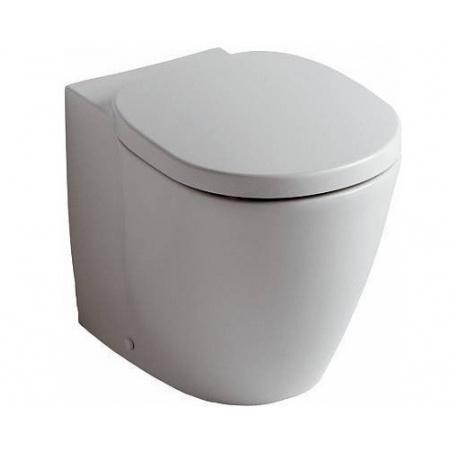 Ideal Standard Connect Miska WC stojąca z deską zwykłą z duroplastu, biała E803401+E712801