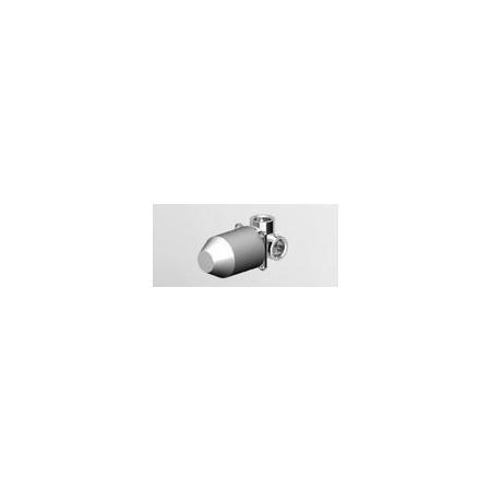 Zucchetti Pan Element podtynkowy, czarny matowy R99499.N1
