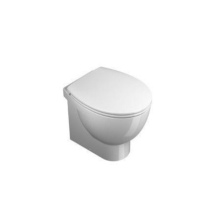 Catalano New Light Miska WC stojąca 50x37 cm, biała 1VPLI00