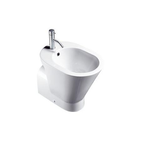 Catalano Verso Comfort Bidet stojący 58x37 cm z powłoką CataGlaze, biały 1BIHE00