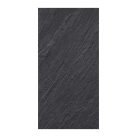 Villeroy & Boch Place Płytka podłogowa 30x60 cm rektyfikowana Vilbostoneplus, czarna black 2494SL90