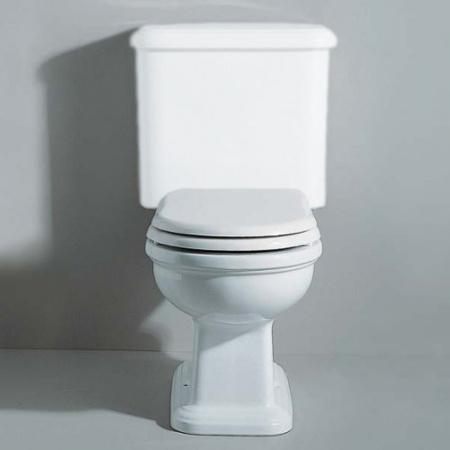 Flaminia Efi Miska WC stojąca z odpływem pionowym 74x35x38,5cm, biała 6001