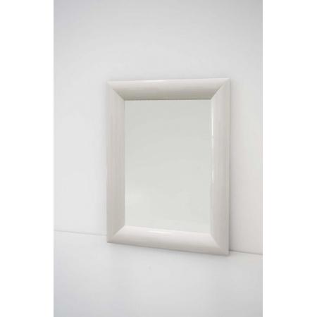 Art Ceram Vela Lustro 70x90 cm, biała rama ACS00301