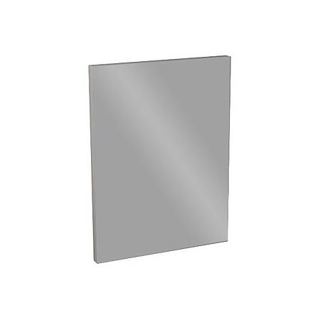 Koło lustro wiszące DOMINO 60 cm, biały połysk Biały (88310)