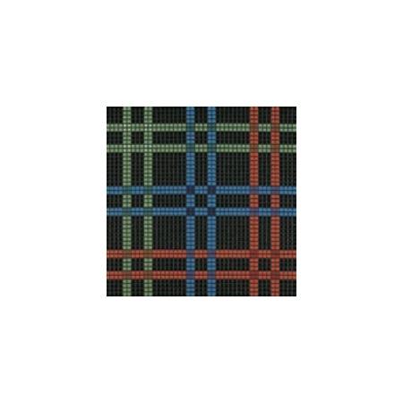 BISAZZA Kilt Black mozaika szklana czarna (BIMSZKB)