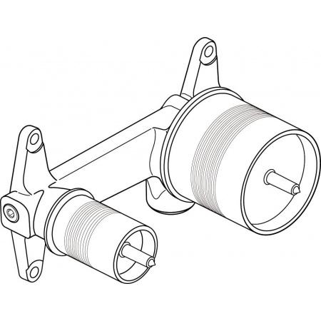 Ideal Standard Element podtynkowy do baterii, A5948NU