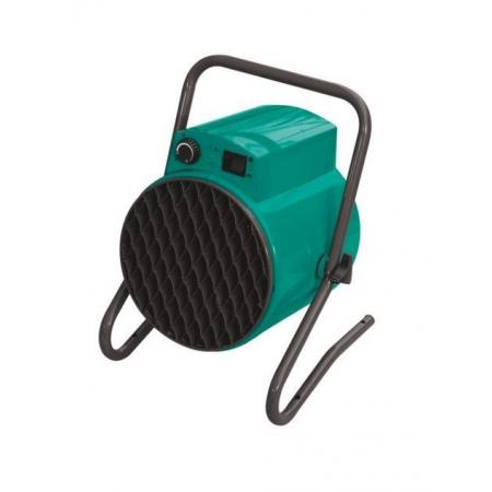 Airelec Ventair Elektryczna nagrzewnica powietrza 28x35x52cm, zielona A750780