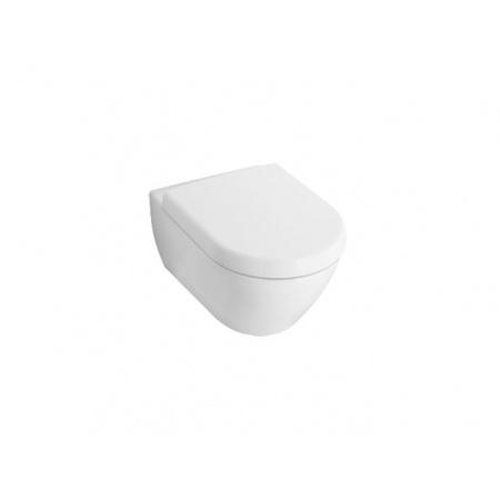 Villeroy & Boch Subway 2.0 Miska WC wisząca lejowa 37,5x56,5 cm, Weiss Alpin Ceramicplus 560010R1