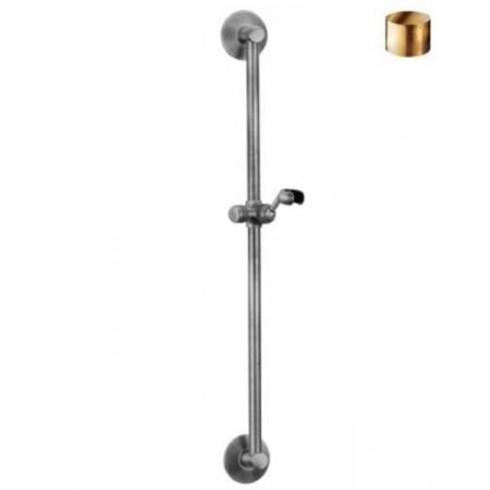 Tres Retro-Tres Drążek prysznicowy 54,8 cm mosiężny 534.732.01