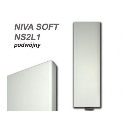 Vasco NIVA SOFT - NS2L1 podwójny 740 x 2220 kolor: biały