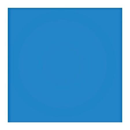 Tubądzin Pastele Płytka ścienna 200x200 mm, niebieski mat TUBPASTPS20NIEM