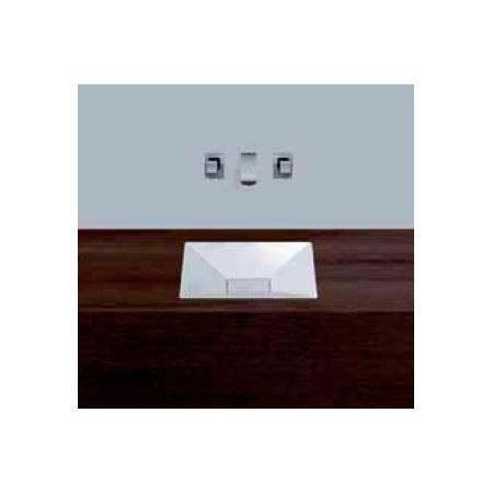 Alape umywalka emaliowana EB.KF400U biała wymiary 50 x 420 x 420 nr kat. 2307000000