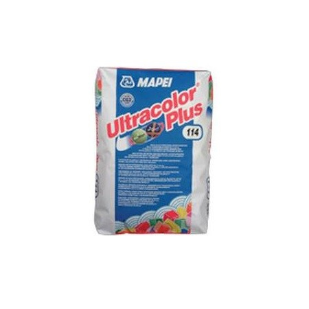 Mapei Ultracolor Plus Fuga 5 kg, 112 Tytan, BFUGAMA115K