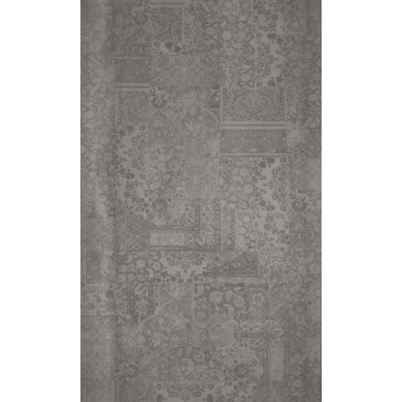 Iris Metal XXL Płytka ceramiczna ścienna 75x150 cm, grey patch