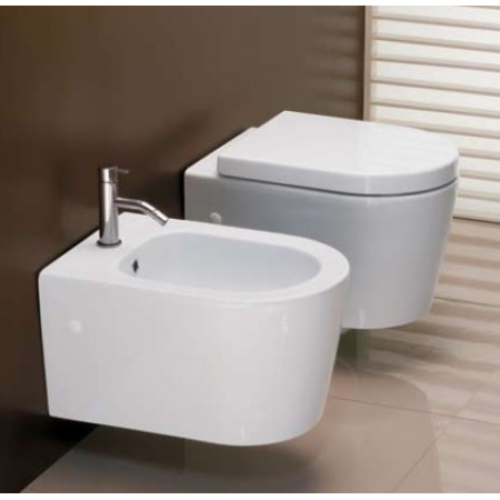 AREA CERAMICA Form Square Miska wc biała (AREA CERAMICAWCFSS)