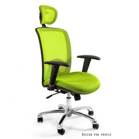Unique Expander Fotel biurowy, zielony W-94-9