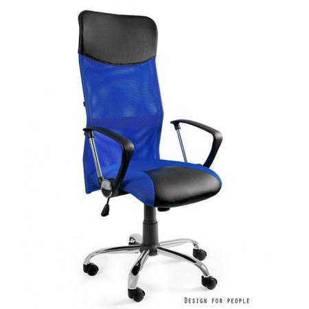 Unique Viper Fotel biurowy, niebieski W-03-7
