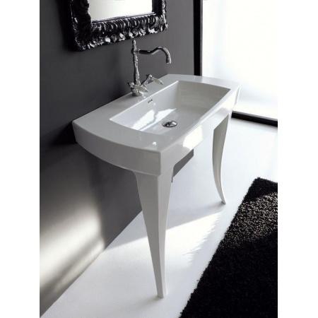 Art Ceram Jazz Umywalka wisząca 91,5x48 cm, biała JZ21 / JZL00101;00