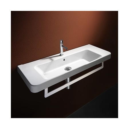 Catalano Proiezioni Umywalka wisząca, 105x42 cm biała 105PR