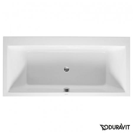 Duravit Vero Wanna prostokątna 190x90 cm z dwoma oparciami, biała 700136000000000
