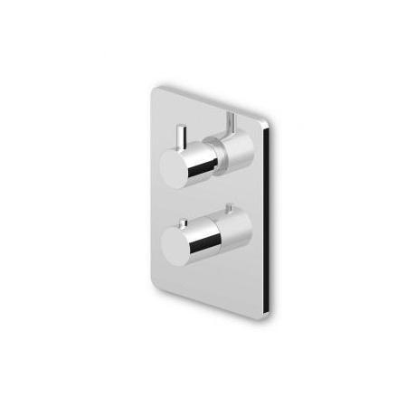 """Zucchetti Pan Termostatyczna bateria prysznicowa podtynkowa 1/2"""", chrom ZP6002"""