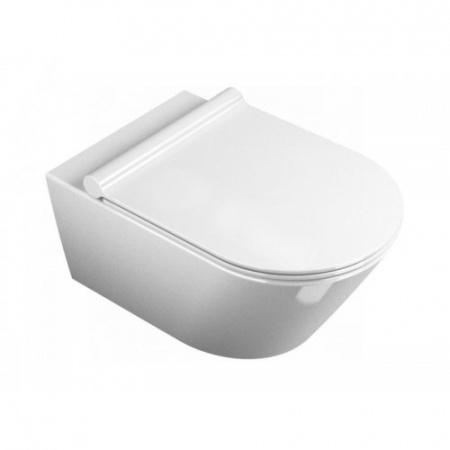 Catalano Zero Miska WC wisząca 50x35 cm z powłoką CataGlaze, biała 1VSV50N00