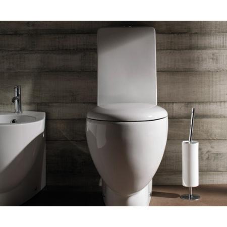 Globo Bowl Miska WC kompaktowa 68x38cm, biała SB003.BI