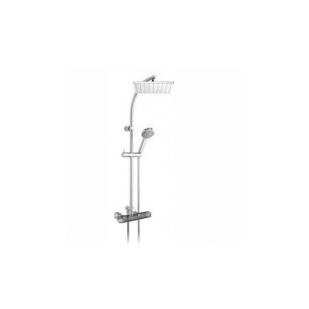 IB RUBINETTERIE Zestaw prysznicowy chrom N35095CC
